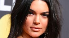 Kendall Jenner Shuts Down Acne Shamers After Golden Globes Appearance