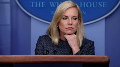 Report: Trump preparing to fire Kirstjen Nielsen