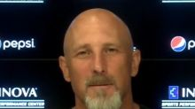 Washington WR Coach Jim Hostler: Depth chart is wide open after Terry McLaurin
