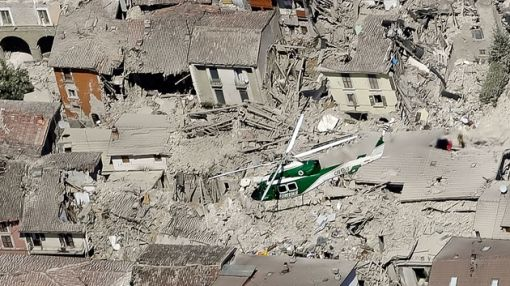 Italy Earthquake: The Latest