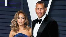 Jennifer Lopez alaba a su 'héroe' Alex Rodriguez