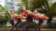 Young ballet stars line up for Secret Garden show at Lyric Hammersmith