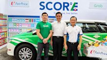NTUC FairPrice and Grab launch SCORE subscription programme