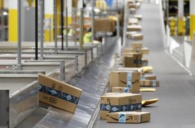 Amazon sues New York's AG to stop a COVID-19 safety investigation