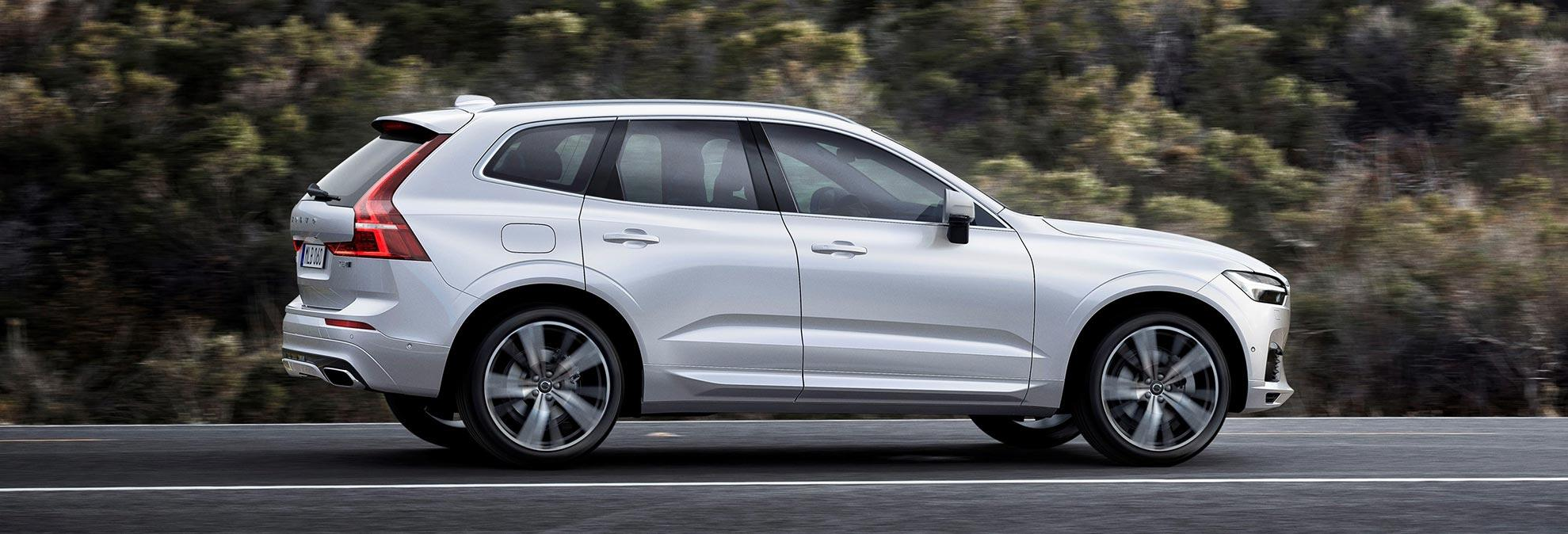 2018 volvo xc60 suv offers advanced safety gear. Black Bedroom Furniture Sets. Home Design Ideas