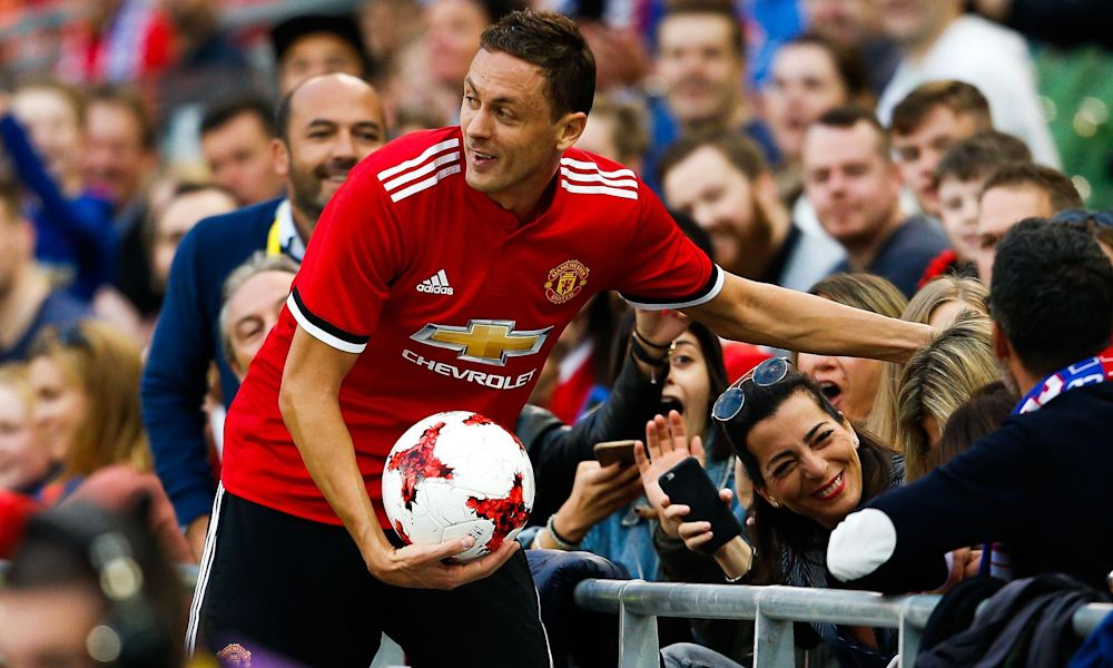 Nemanja Matic's Manchester United move may leave Chelsea feeling blue | Daniel Taylor