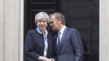 Donald Tusk says he still hopes Brexit can be reversed