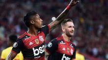 Caso Jesus deixe o Flamengo, Bruno Henrique é o principal pedido do Benfica