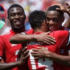 Man Utd 1 Real Madrid 1 (United win 2-1 on penalties): Anthony Martial produces dazzling skill and David de Gea proves his worth