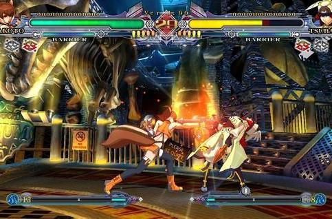 BlazBlue Continuum Shift DLC discounted now on Xbox Live, Jan. 4 on PSN
