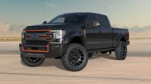2020 Ford F-250 Super Duty joins Harley-Davidson themed trucks by Tuscany
