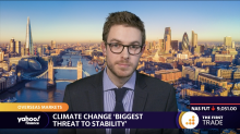 Climate change 'biggest threat to stability'