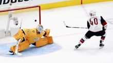 NHL Roundup: Grabner's great goal leads Coyotes past Predators