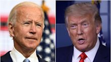 Joe Biden relaunched a $47 million digital campaign targeting military families after Trump reportedly called dead US soldiers 'losers' and 'suckers'