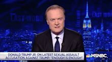 Lawrence O'Donnell Shreds Trump's Reply To Accuser: 'That Is A Rapist's Answer'
