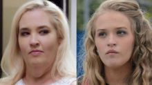 Mama June's Daughter 'Chickadee' Says Weight Loss Is 'To Be More Famous'