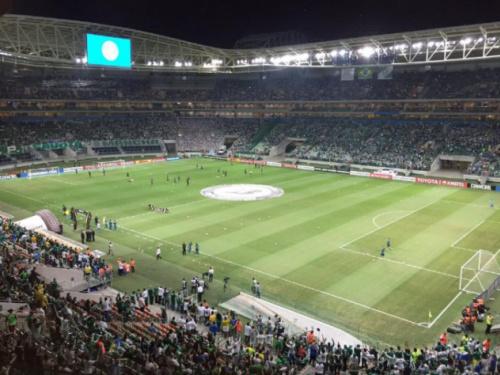 Palmeiras fará treino no Allianz Parque antes de estrear no Paulista