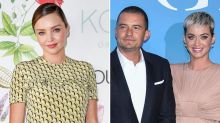 Miranda Kerr Shares Sweet Message With Ex-Husband Orlando Bloom And Katy Perry Following Baby News
