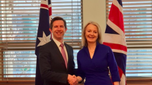 UK looking at freedom of movement deal with Australia as part of Brexit trade talks