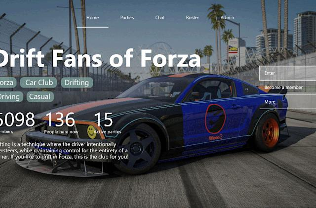 New Xbox Live features include clan support and friend-finding options
