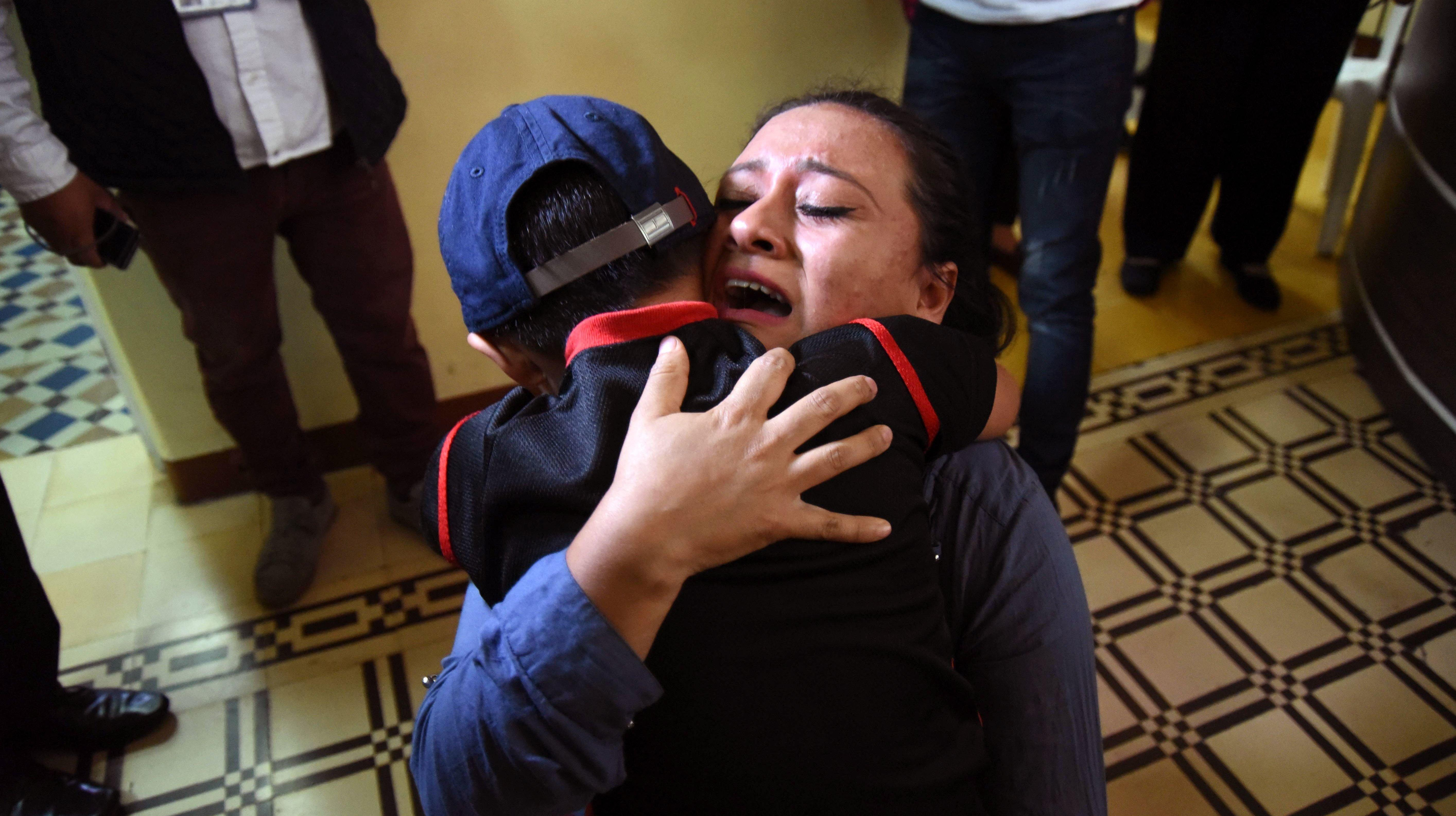 Nearly 500 Children Separated At Border From Parents Are Still In Government Shelters
