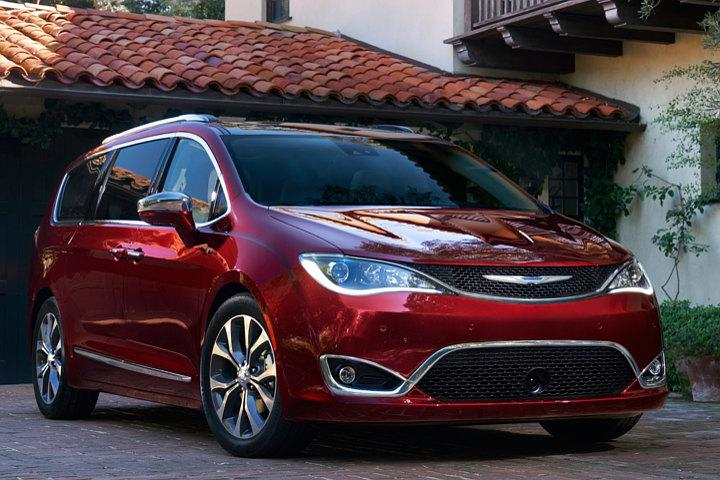 00 2017 Chrysler Pacifica