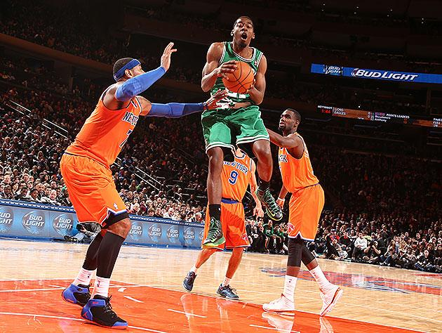 the best attitude 81a99 9873b The Knicks can stop wearing their orange alternate jerseys ...
