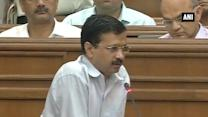 Delhi CS Issue: LG dancing to the Centre's tunes, says Kejriwal in Delhi Assembly (Part - 2)