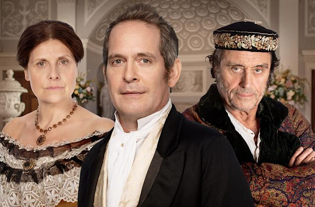 Amazon snags 'Downton Abbey' creator's next show for Prime Video