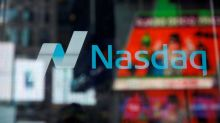 Nasdaq profit tops views as non-trading units take flight