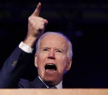 The Latest: Nevada's lieutenant governor endorses Biden