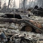 California wildfires: List of missing passes 600 as hunt for victims continues