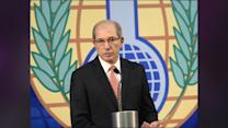 Chemical Watchdog Chief: 20 Syrian Sites To Check
