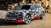 2019 Audi E-Tron boasts 355 horsepower, more in limited bursts