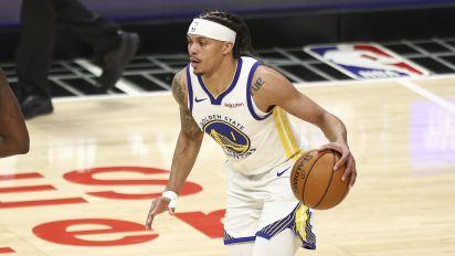 Warriors player gets COVID despite vaccine