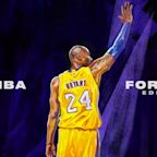 "NBA 2K Honors Kobe With Special ""Mamba Forever"" Edition"