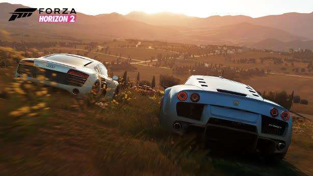 Joystiq Streams: An early drive with Forza Horizon 2