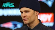 Fantasy Football Podcast: Brady on the move? Bucs on the QB hunt? The NFL Combine rumor mill is in full swing!