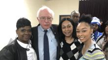 Bernie Sanders keeps campaign promise in return to Flint, Mich.