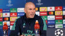 """Zidane: """"No firmo el empate. Mañana saldremos a ganar"""""""