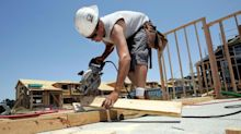 Why Soaring Homebuilding Stocks May Plunge Even As Fed Cuts Rates