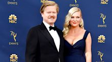 Kirsten Dunst stuns at the Emmys — her 1st red carpet since giving birth