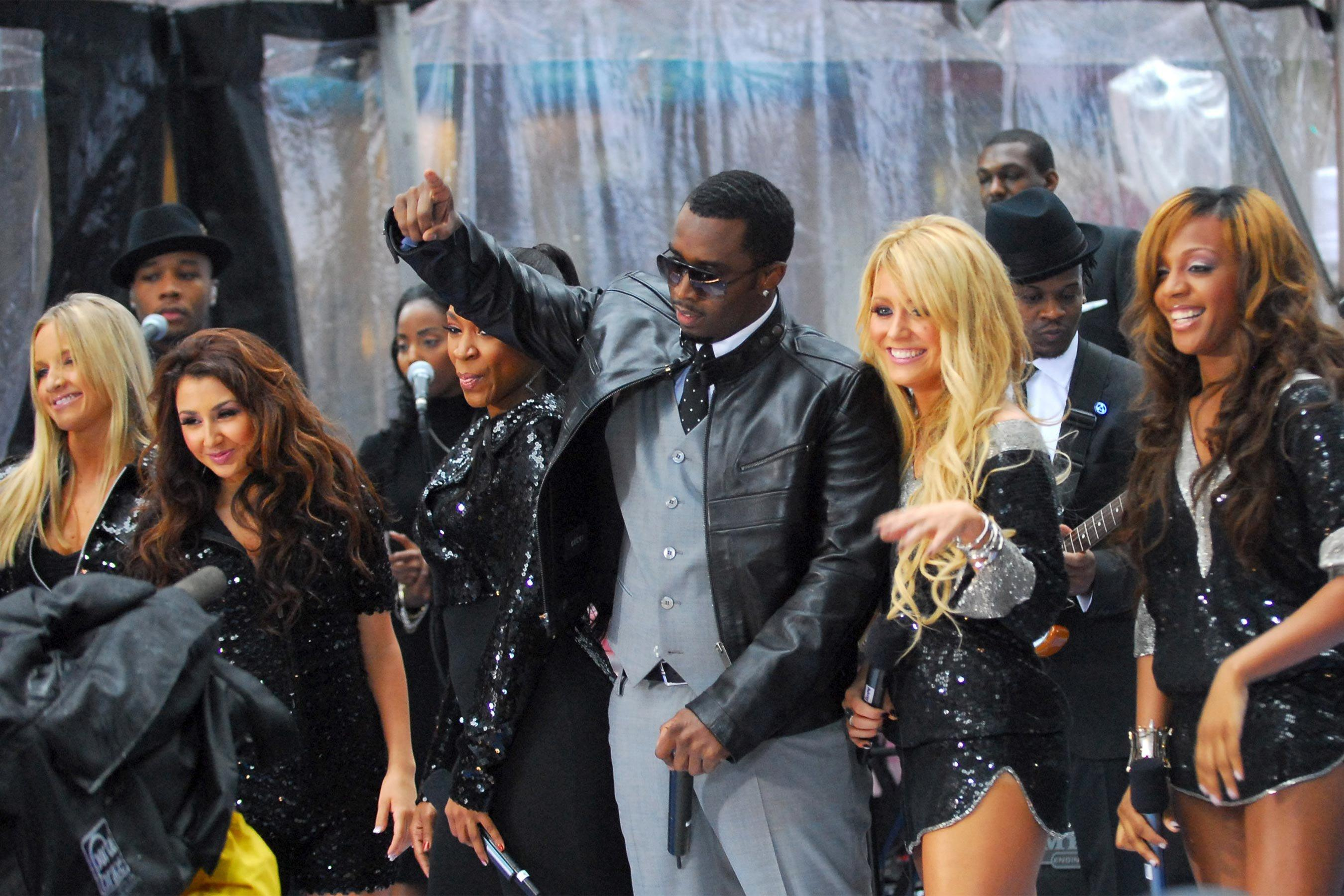 Diddy and MTV are bringing back Making The Band