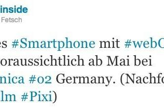 O2 Germany says HP Veer is coming in May