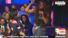 Trans Lives Matter protests erupt during Dem Equality Town Hall
