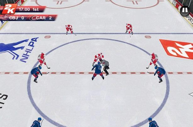 NHL 2K faces off on iOS, Android today [Update: Nope, it's delayed]