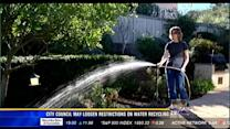 Council may loosen restrictions on water recycling