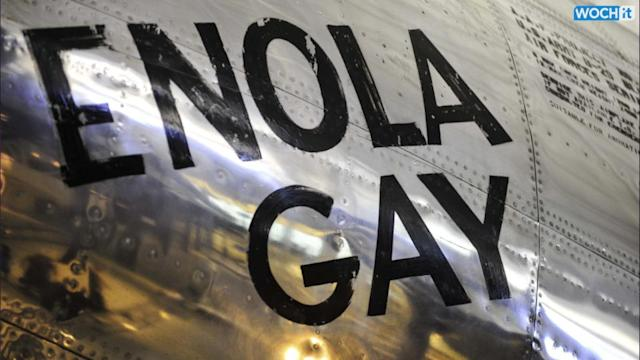 Last Surviving Enola Gay Crewman Dies