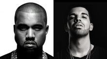 Kanye West and Drake can't understand their own feud