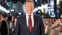 Arnold Schwarzenegger addresses 'very good friend' Caitlyn Jenner's decision to run for California governor